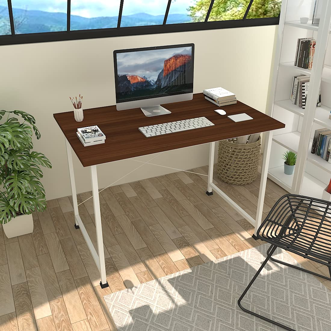 Computer Desk, Small Office Table,