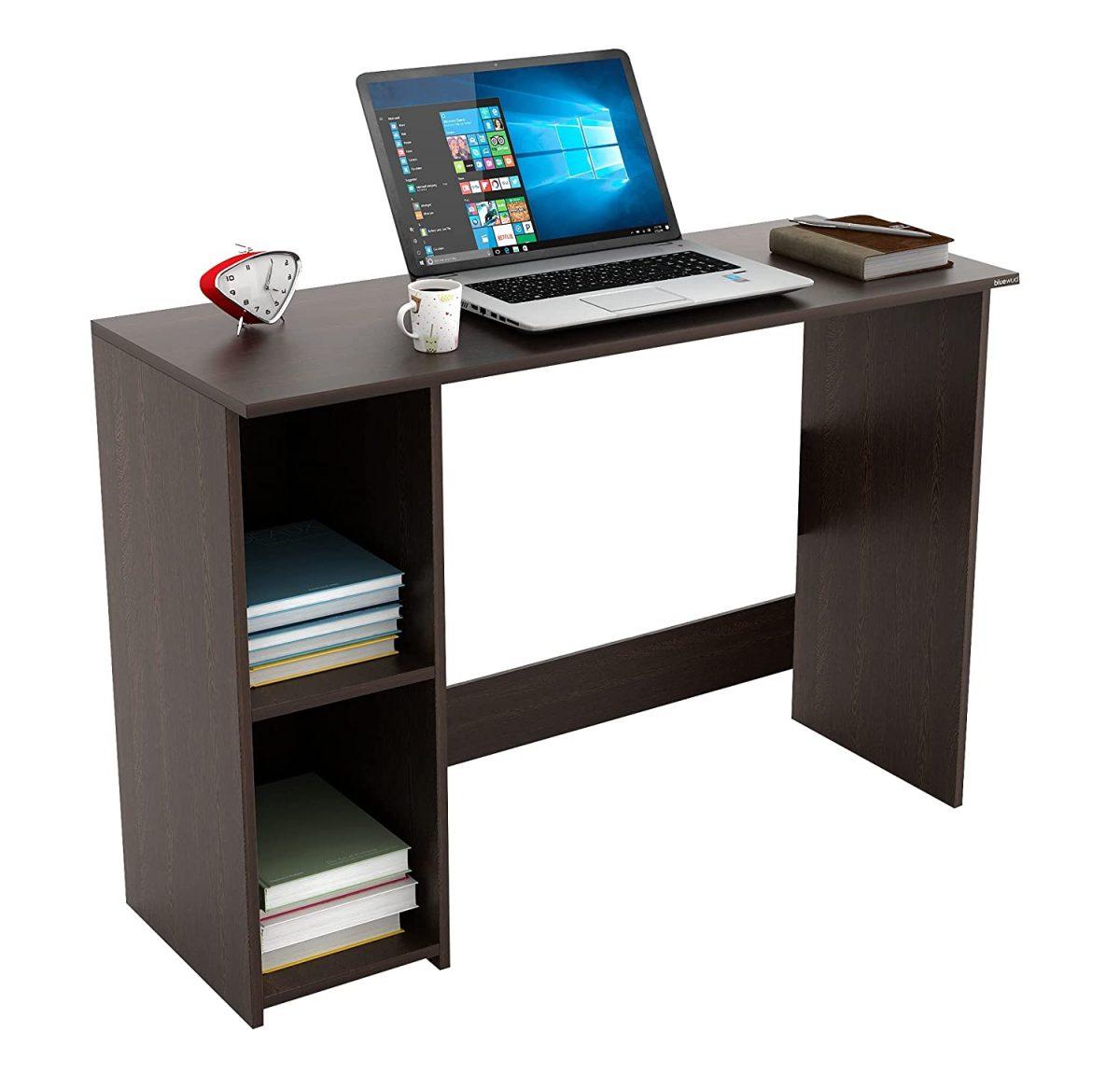 Study Desk(Wenge Finish,Wenge)