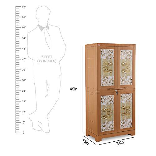 Cello Novelty Big Plus Storage Cabinet (Wood)