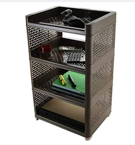 H.R. NAKRANI Enterprises Book Storage Display Rack Shelf Cabinet Unit Organizer for Living Room, Bed Room, Study Room…