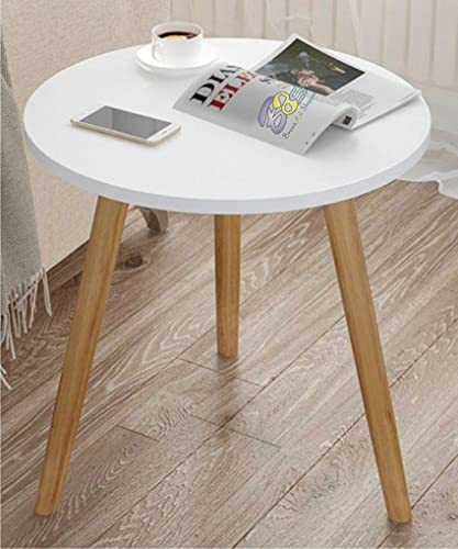Device Bas with BROWN ART SHOPPEE Brwon Art Shoppee Fold-able Round Side Table for Tea Coffee Breakfast (Wood ,White)