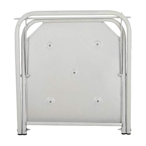 HEALTHeMATE Metal Adjustable Backrest For Bed (Elevation Present)