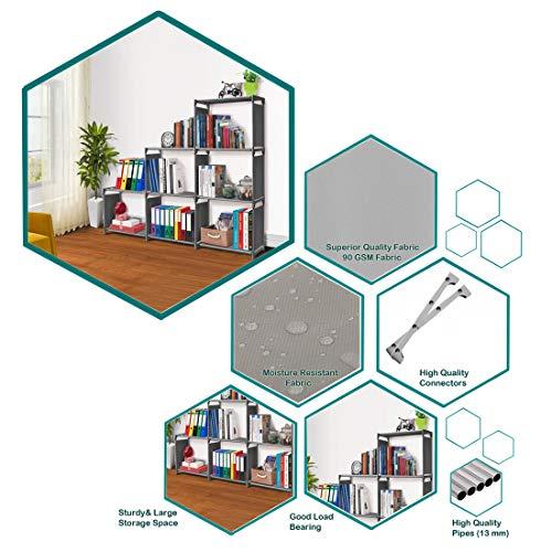 SevenYten Simple Bookshelf/Multipurpose Rack/Children Bookcases/File Rack for Office/Storage Organizer/Cabinet Shelves…